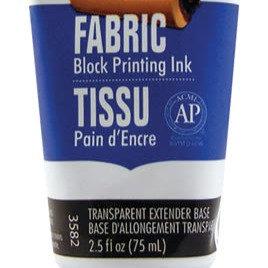 Speedball Fabric Block Printing Ink