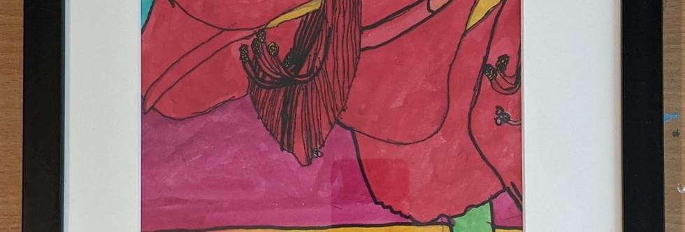 Amaryllis by Michah Webbert