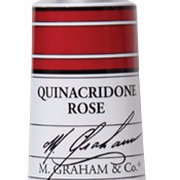 M. Graham Acrylic Quinacridone Rose 60ml tube