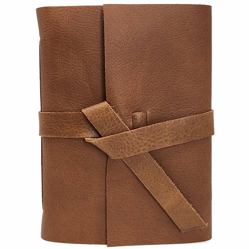 5x7 Lined Leather Journal