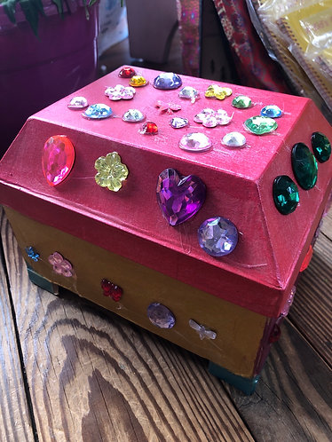 Jewel Box & Gems Kit