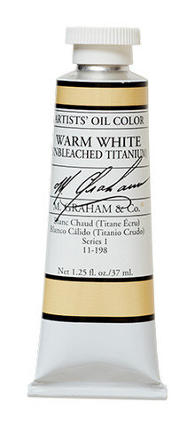 M. Graham Oil - Blacks, Whites & Neutrals
