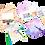 "Thumbnail: Chroma blends 10"" circle watercolor paper"