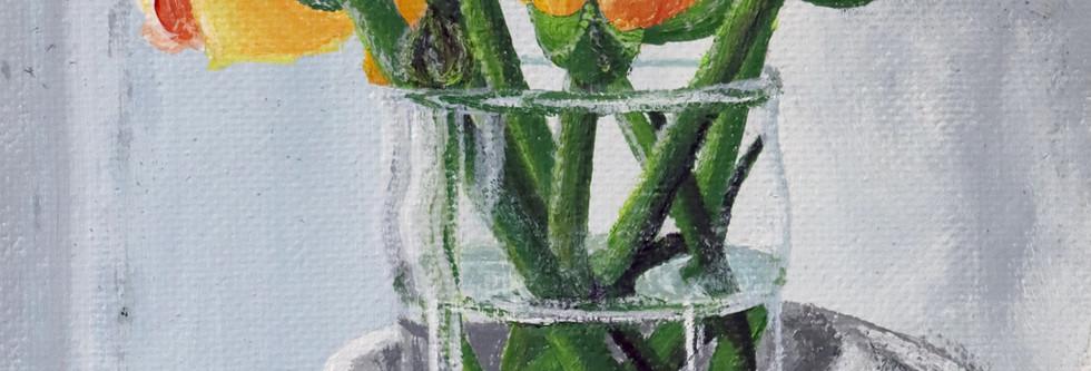 Ranunculus by Alicia Bane