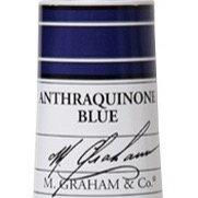 M. Graham Acrylic Anthraquinone Blue 60ml tube
