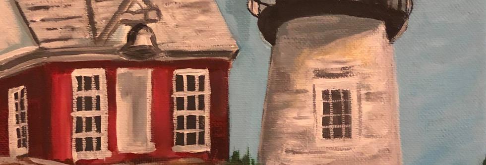 Lighthouse by Erin Vazdauskas
