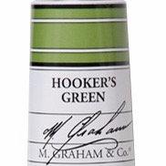 M. Graham Acrylic Hooker's Green 60ml tube