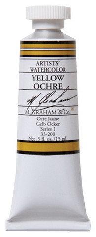 M. Graham Watercolor - Yellows