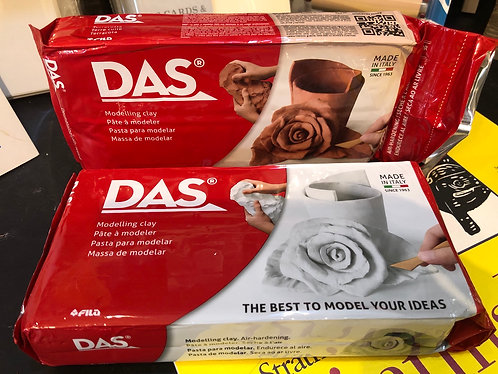 DAS air dry modeling clay