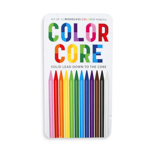 Color core colored pencil set
