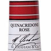 M. Graham Acrylic Quinacridone Rose 60ml tube
