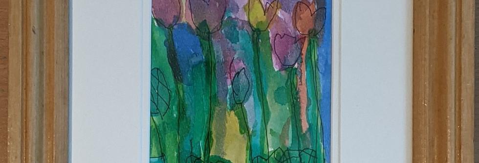 Tulips by Terri Snape