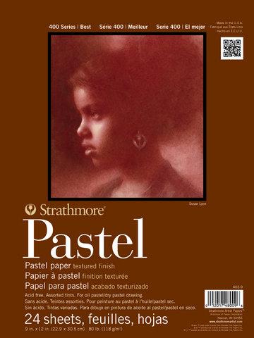 Strathmore 400 Series Pastel Paper Pad