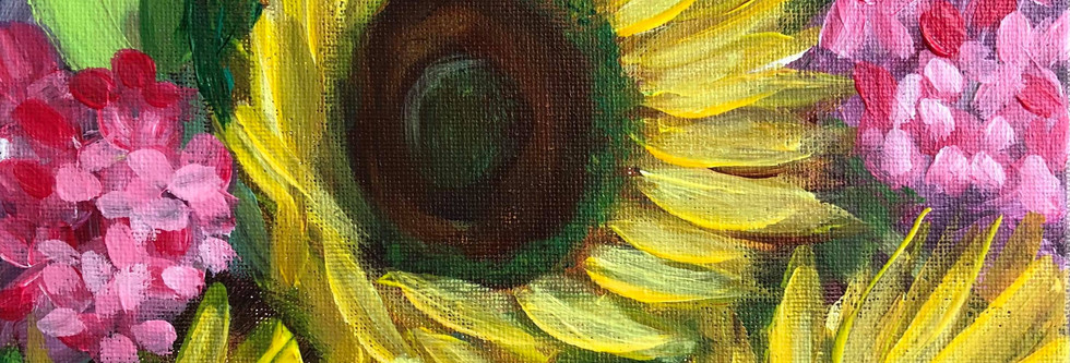 Sunflowers by Erin Vazdauskas