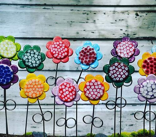 Garden Flower Stakes