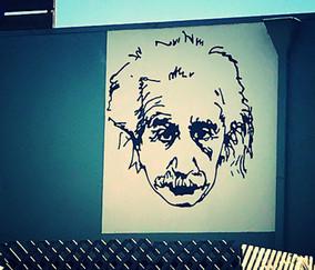 Einstein knows best!