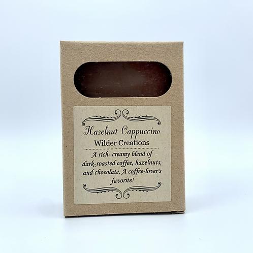 Hazelnut Cappuccino Soap