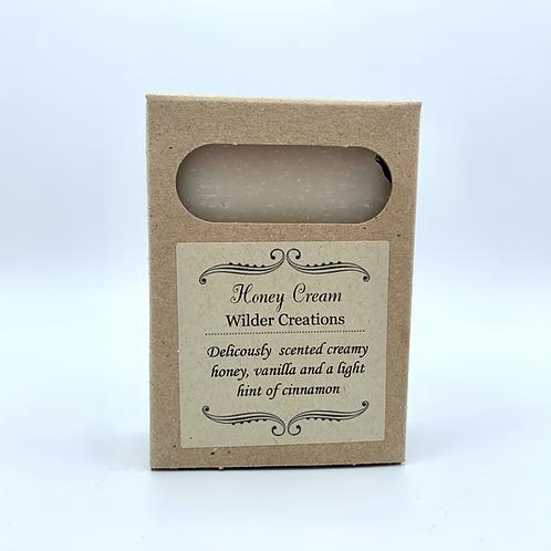 Honey Cream Soap