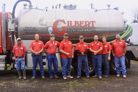 Gilbert Environmental | Our Team