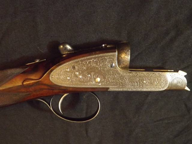 Holland & Holland Royal 12 Bore Sidelock