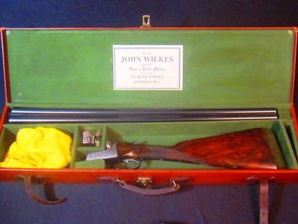 Best London 12-Bore Boxlock by John Wilkes