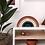 Thumbnail: Terracotta Rainbow Stacking Toy