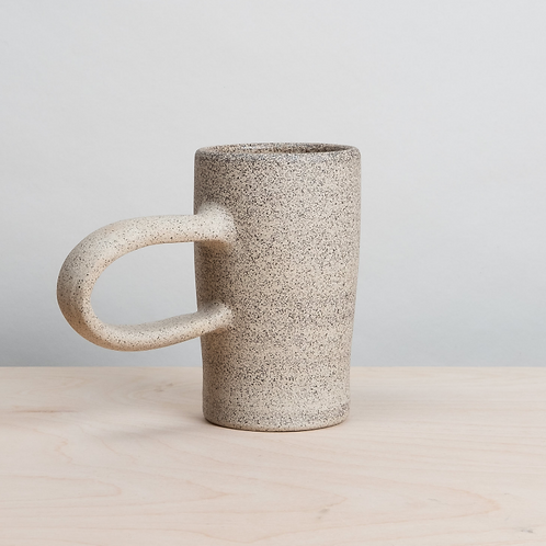 Stoneware  Clay Cup