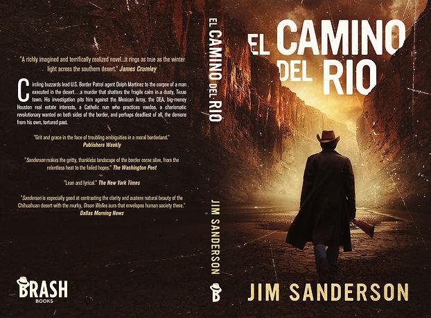 El Camino Del Rio  - Brash Paperback JPG