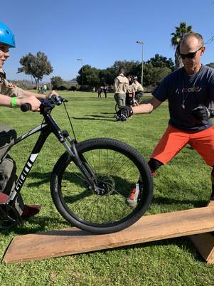 Sprockids San Diego Course