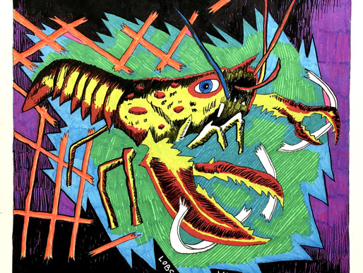 I Am Bones - 'Lobster Vibes' (EP)