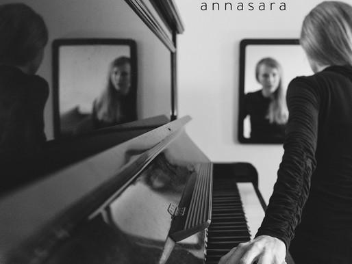 'Annasara' - 'Tell Me Before I Leave' (single)