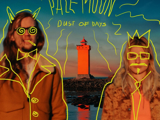 'Pale Moon' -'Dust of Days' EP
