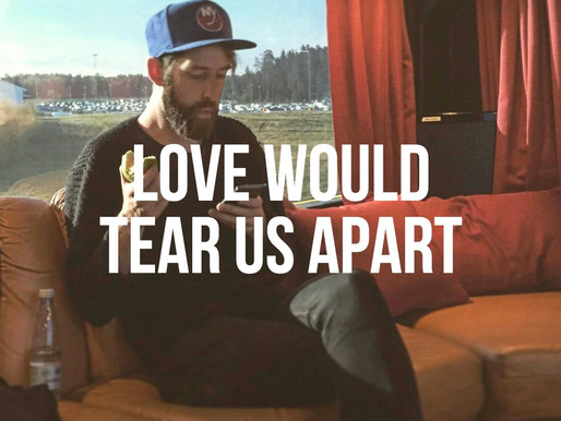 Introducing... 'Silveräpplen' with debut track 'Love Would Tear Us Apart'