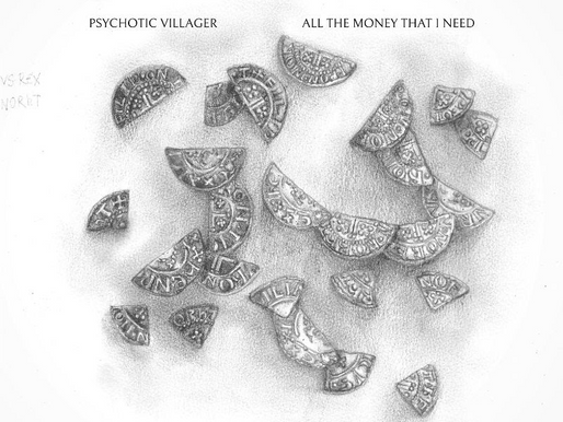 Sunday Non Nordic Indie: 'Psychotic Villager' - 'All The Money That I Need' (single)