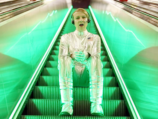 'Since November' - 'Airplane Astronaut' (single)