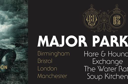 NORDIC MUSIC LIVE: MAJOR PARKINSON - LIVE UK CONCERT TOUR!