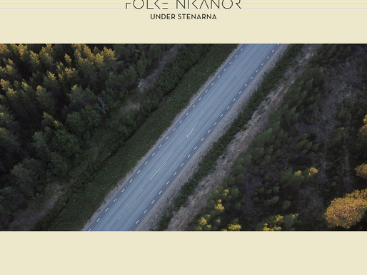 Introducing... 'Folke Nikanor' and track 'Under Stenarna (Below the stones)'