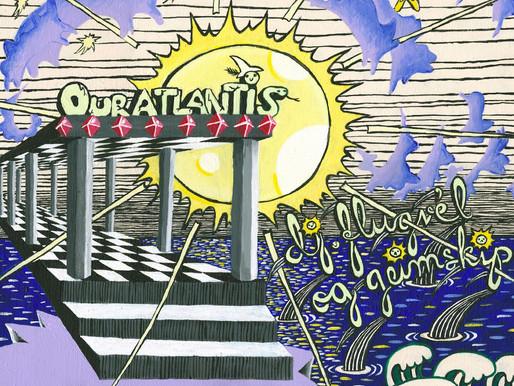 Album of the Week: 'dj. flugvél og geimskip' - 'Our Atlantis'