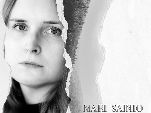 Mari Sainio - with new track 'Mountains' (from the album 'Minus 25')