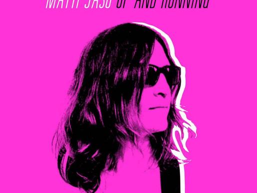Holiday Listening #2. Matti Jasu - 'Up & Running' (album)