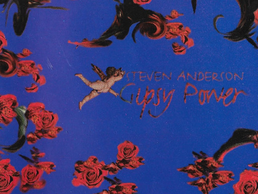 Steven Andersson Band – GIPSY POWER (re-released 1994 album, sample track The Child Within)