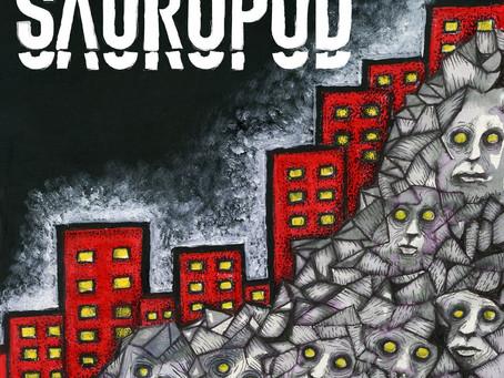 'Sauropod' - 'I Know Where You've Been' (single)