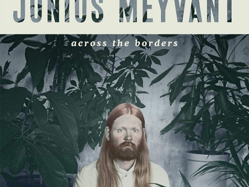 In Short: Júníus Meyvant - 'Across the Borders' (album)