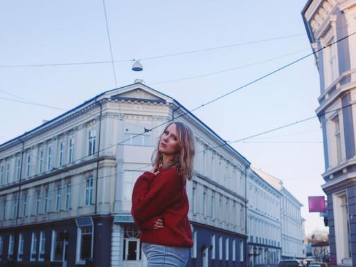 Malin Sallstedt - 'Undress the Truth' (single)