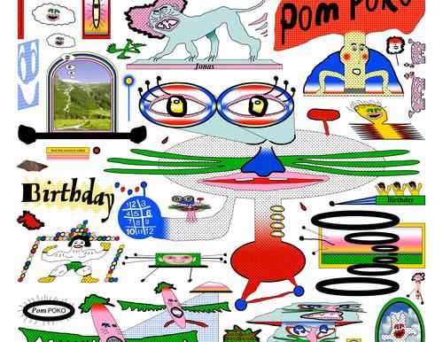 Album of the Week: 'Pom Poko' - 'Birthday'