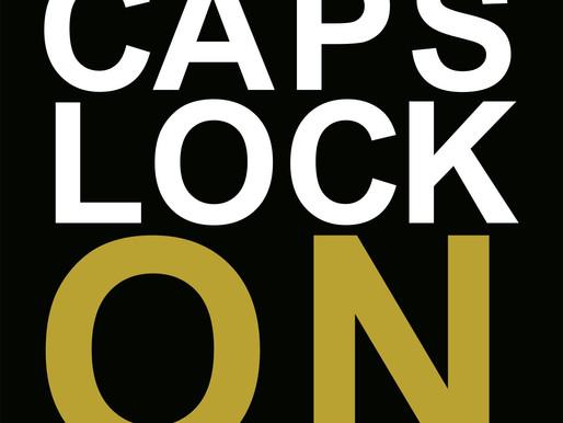 Caper Clowns (Denmark) - CAPS LOCK ON (single)