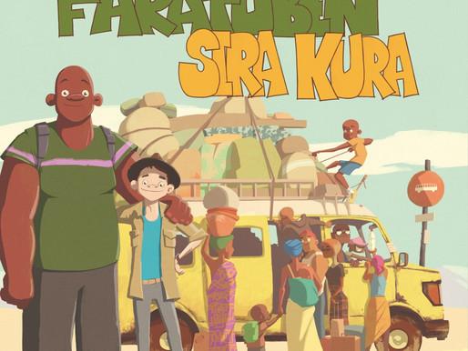 Faratuben - 'Sira Kura' (vinyl release)