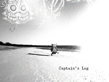 'Cinnamon Space Machine' - 'Captain's Log' (album)