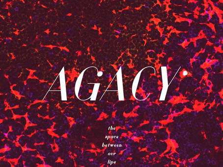 In Short: 'Agacy' - 'The Space Between our Lips'
