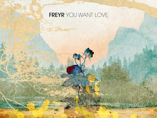 Freyr - 'You Want Love' (single)